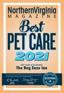 Best Pet Care Award 2021