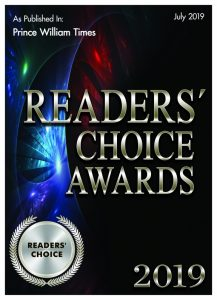 Readers Choice badge